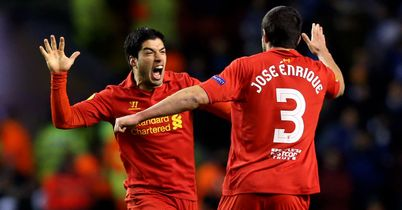 Luis Suarez: Inspirational force for Liverpool