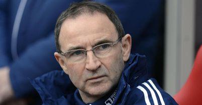 Martin O'Neill: Axed on Saturday night