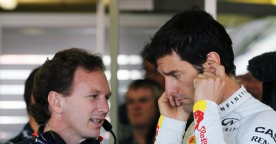 Horner slams conspiracy talk