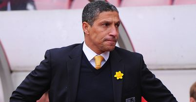 Chris Hughton: Planning for next season