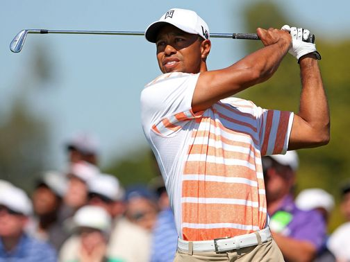 Tiger Woods: Plays in the Arnold Palmer Invitational this week