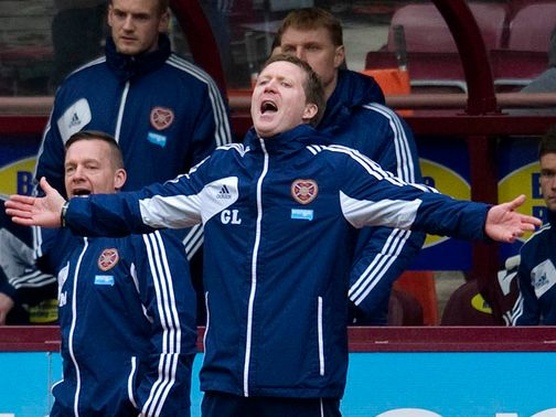 Gary Locke: Handed the job on a permanent basis