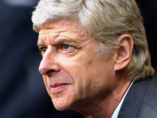 Arsene Wenger: Has a fan in Hoeness