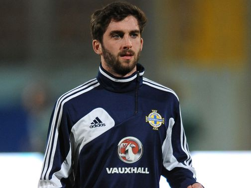 Will Grigg: Ruled out