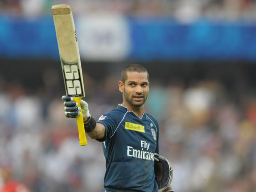 Shikhar Dhawan: Got a special mention