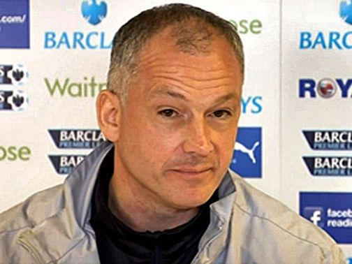 Eamonn Dolan: Reading's caretaker manager