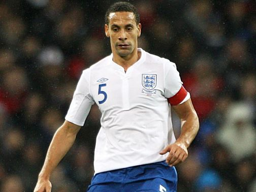 Rio Ferdinand: Has a trip to Qatar this week