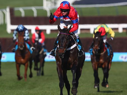 Sprinter Sacre: Imperious