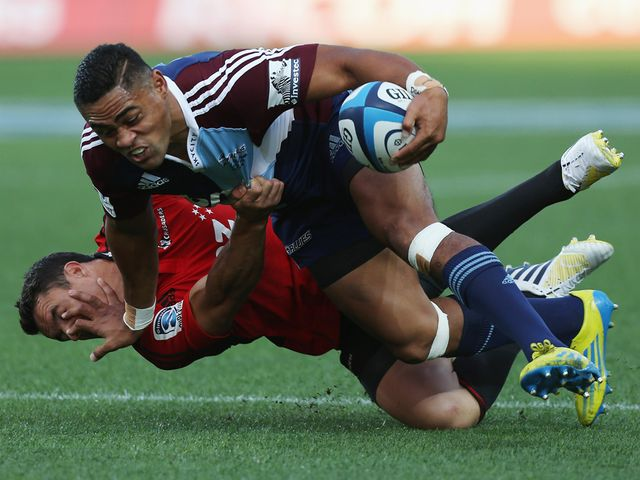 Francis Saili: set to make his debut for the All Blacks