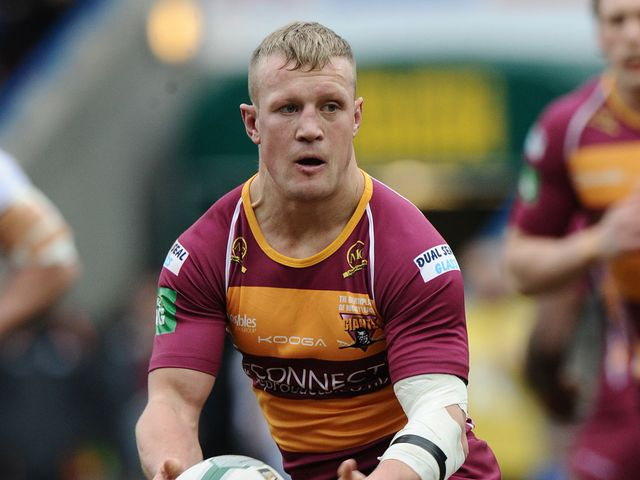 Luke Robinson: Sent off for late and high tackle