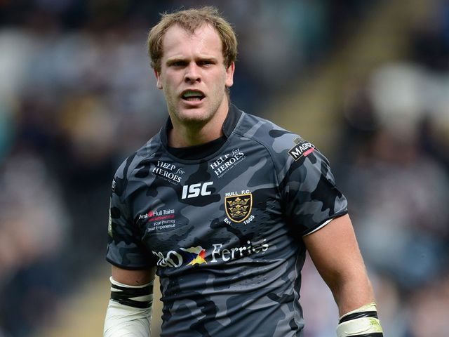 Richard Whiting: Returns for Hull FC after sitting out last weekend's Cup win over the North Wales Scorpions