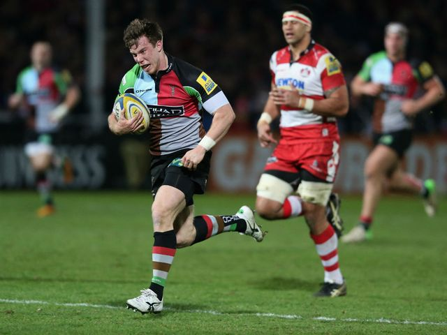 Sam Smith: Back in the Harlequins line-up