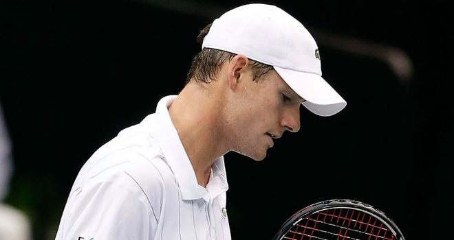 John Isner: Home favourite faces top seed Nicolas Almagro in the men's final