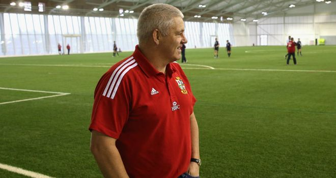 Warren Gatland: Won't rush the captaincy decision