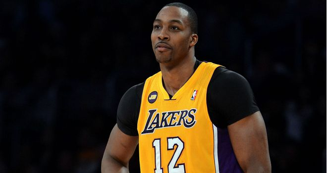 Dwight Howard: Scored 39 points against his former employers