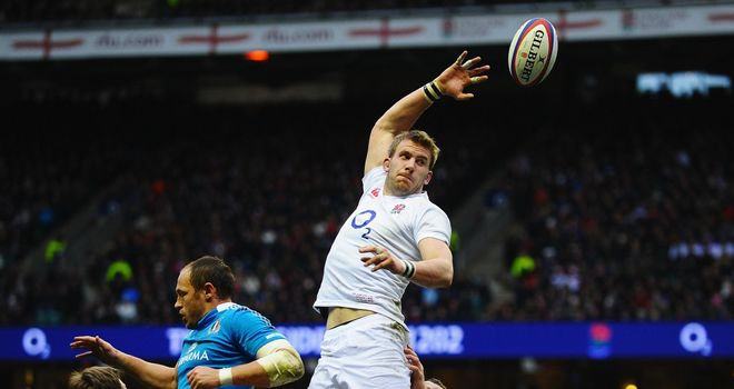 Croft's aerial dominance will help England