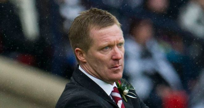 Gary Locke: Heaets could still be deducted points after club's parent company declared insolvency