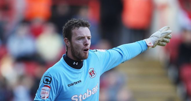 Adam Collin: Hopes to retain place