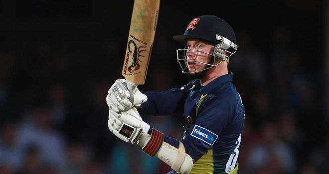Adam Wheater: Wicketkeeping opportunites limited at Essex