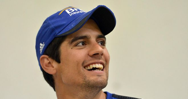 Alastair Cook: No more bad starts