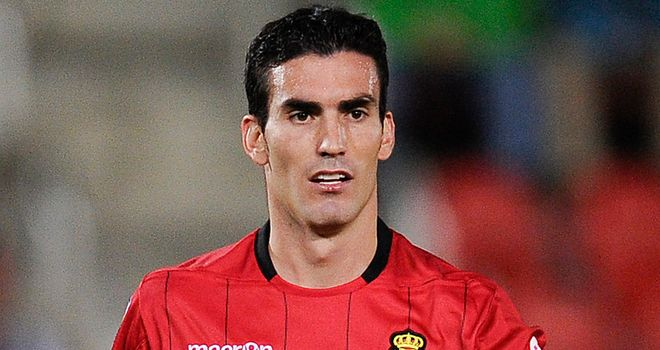 Alejandro Alfaro got the equaliser for Mallorca