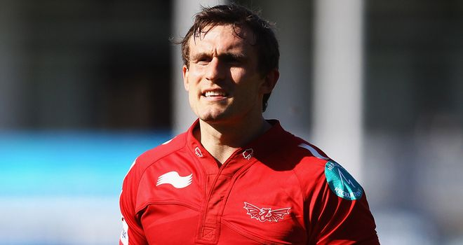 Andrew Fenby: Will join London Irish on a three-year deal in the summer