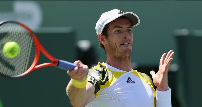 Andy Murray: Up to second in the world rankings following win over David Ferrer