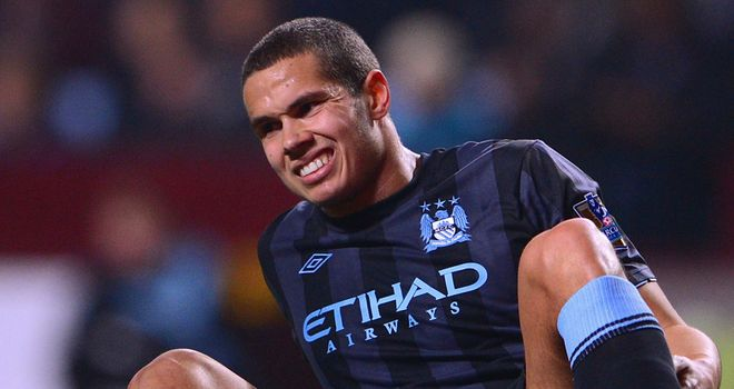 Jack Rodwell: Frustrating first season at Manchester City