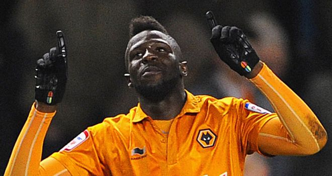 Bakary Sako: Wolves winger subject to Nottingham Forest bid