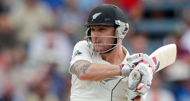 Brendon McCullum admits New Zealand must improve in England