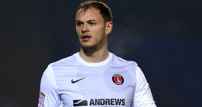 David Button: Impressing at Charlton