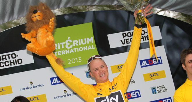 Chris Froome: Showed no fear as he powered back into yellow