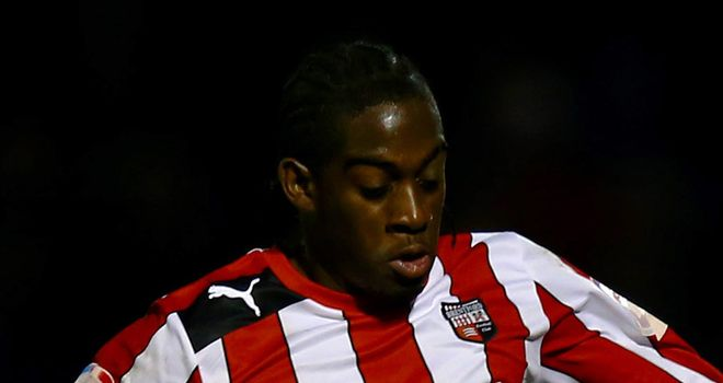 Clayton Donaldson: Easiest of finishes to seal the win