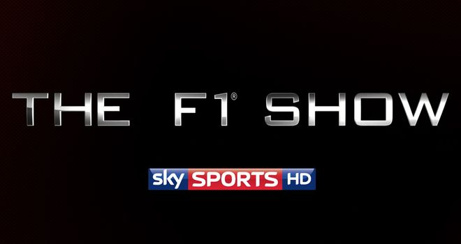 Friday night, 8pm, Sky Sports F1