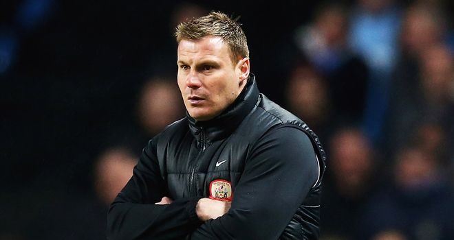 David Flitcroft: Barnsley host Brighton on Tuesday