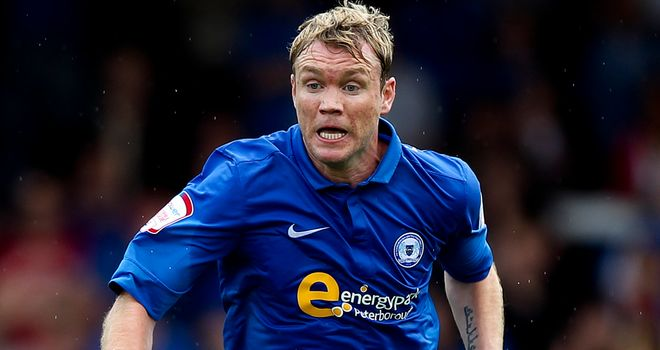 Gavin McCann: Two penalties for Peterborough