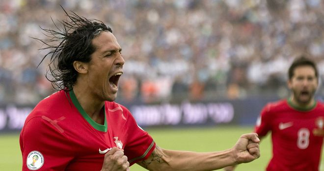 Bruno Alves: Opened the scoring