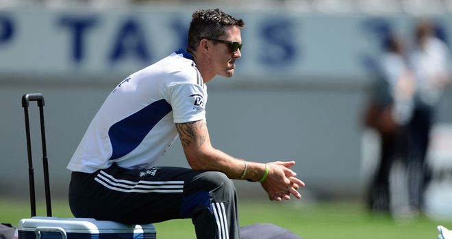 Kevin Pietersen: Missed England's thrilling draw in Auckland
