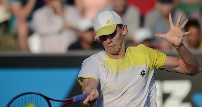 Kevin Anderson: his first win against Ferrer