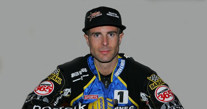 Niels Kristian Iversen: Lead King's Lynn to Peterborough win (Pic credit Norfolk Arena.co.uk)