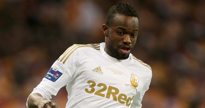 Roland Lamah: On target as Swansea clinched aggregate win over Petrolul Ploiesti
