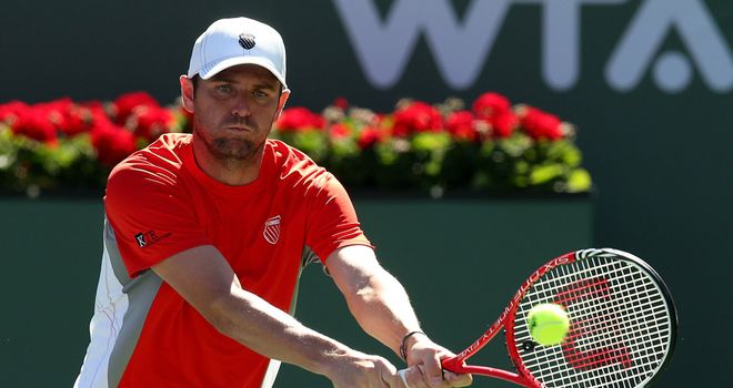 Mardy Fish: Has struggled since suffering a heart scare