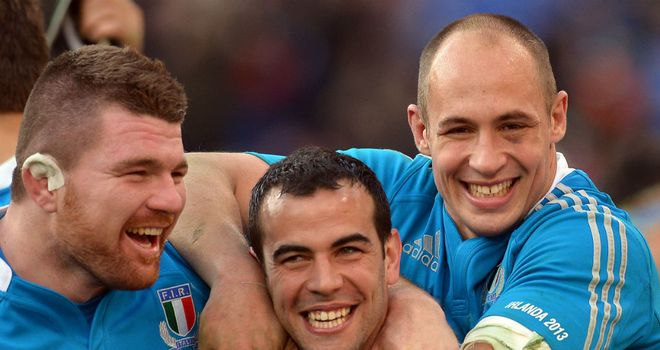 "Sergio Parisse: ""We have nothing to be envious of"""
