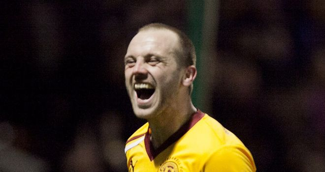James McFadden: Back at the club that helped to launch his career