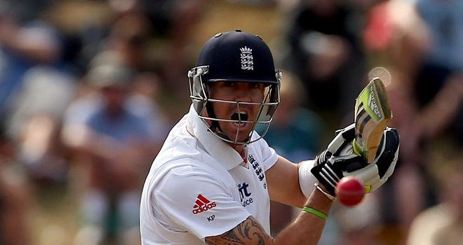 Kevin Pietersen: Ruled out of Auckland Test by knee injury