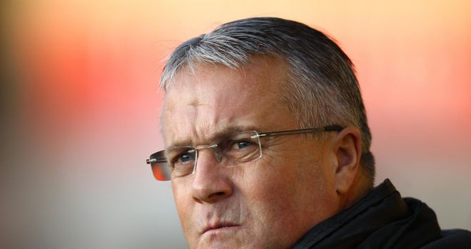 Micky Adams: Delighted with promotion