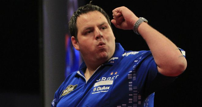 Adrian Lewis: Got his first win of the 2013 Premier League season on the board