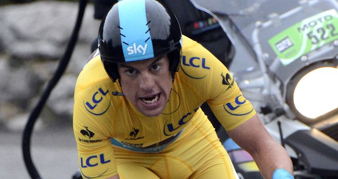 Richie Porte claimed his second stage-race victory