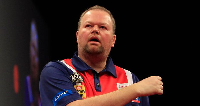 Raymond van Barneveld beaten in Germany