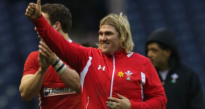 Richard Hibbard: Not bothered by English complaints.
